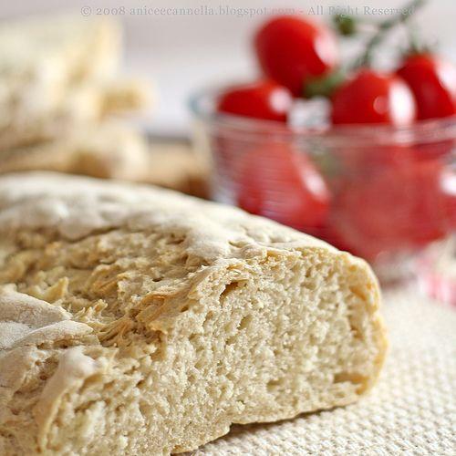 Il Mio Primo Pane (toscano) con la Pasta Madre