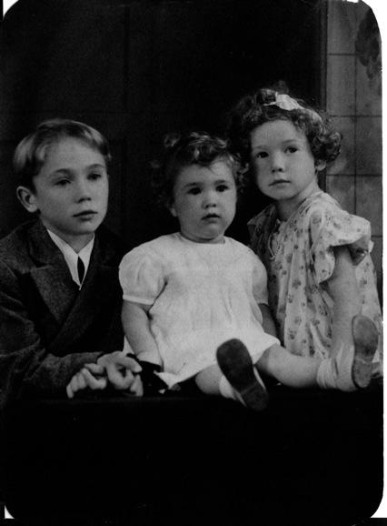 Denys, Madeleine and Brenda