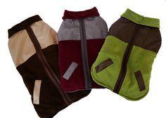 Lindas chamarras para perros de tallas grandes ideal para esta temporada de frio. Ropa para perros, Dog clothes www.toutmignon.net