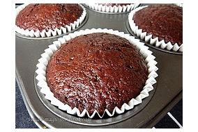 Chocolate Oat Bran Muffin