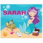 Give a gift that kids will love, a personalized puzzle with adorable characters on it but most importantly their name. Kids love personalized items, it makes them feel special. This is especially great for names that are unique and hard to find, since you can customize it.