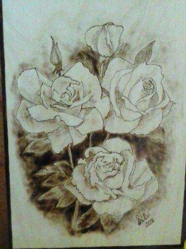 Rózsàk égetve