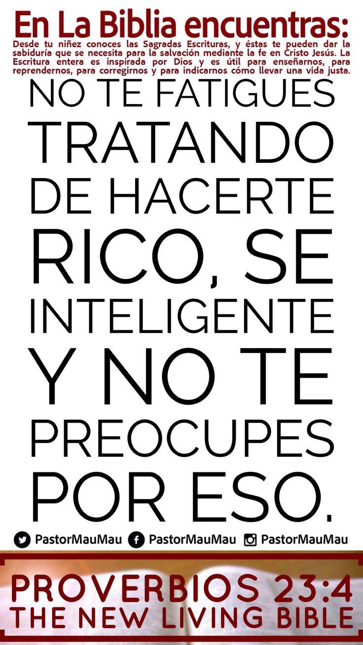 84 best oraciones images on Pinterest   Spanish quotes, Bible quotes ...