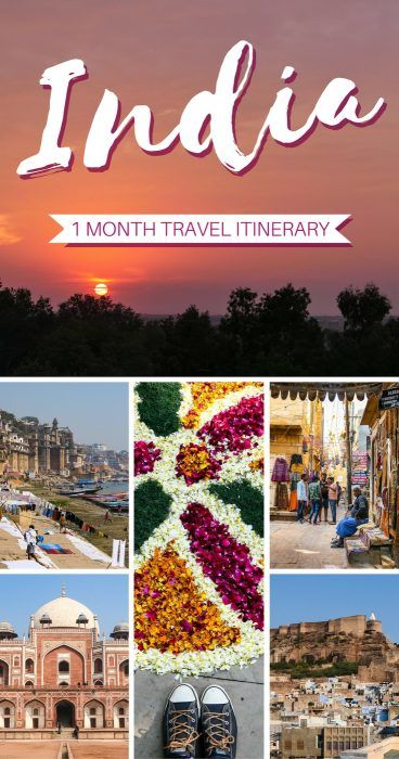 INDIA TRAVEL ITINERARY: 1 month across India by train, featuring stops in Delhi, Jaisalmer, Jodhpur, Jaipur, Agra, Varanasi and Kolkata. This India travel guide showcases things to do and places to visit in each destination.