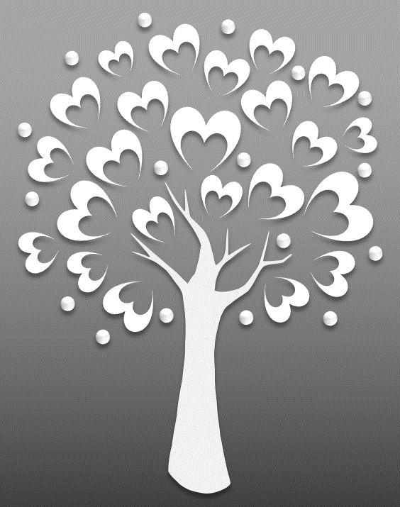 Love Tree – Art & Islamic Graphics
