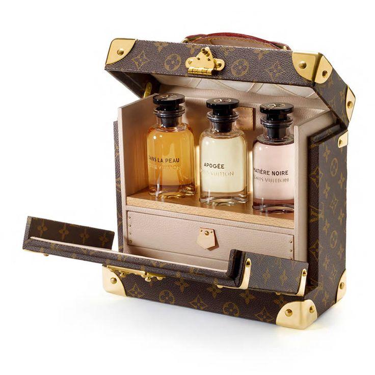 La première collection de parfums de Louis Vuitton, 200€ les  100 ml (à partir…