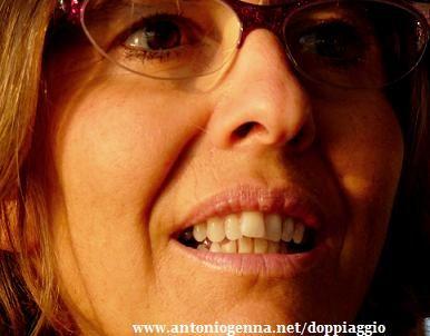 Anna Cesareni - doppiatrice di Sandra Bullock, Geena Davis, Katia Woywood, Nigella Lawson