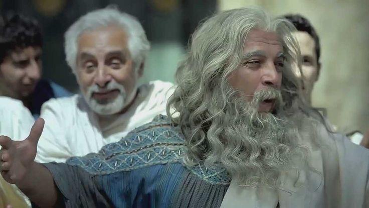Διαφήμιση ΟΠΑΠ Στοίχημα - Ζουγανέλης - Νενικήκαμεν (Αρχαία Ελλάδα) (+pla...