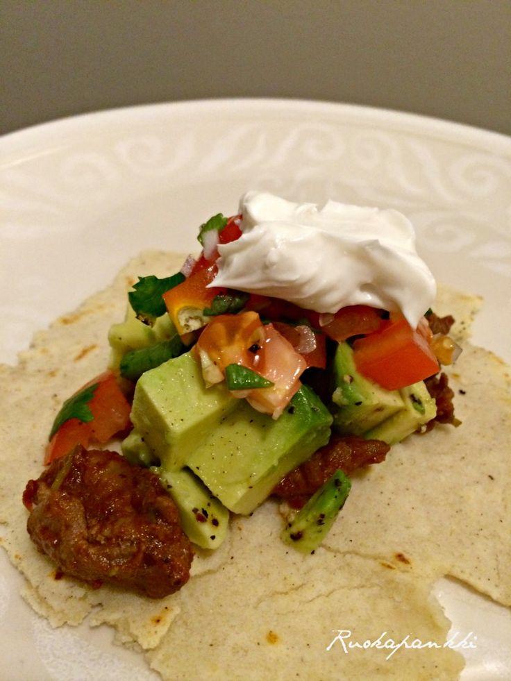Ruokapankki: Gluteenittomat tortillat