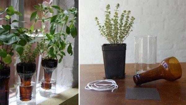 Comment faire des pots de fleurs recyclés