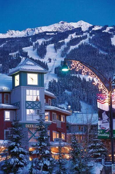 Photo shared by Nouman Raza Whistler, Canada…How about a ski trip? Doesn't this look so inviting?