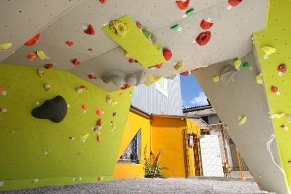 Sport in München: Heavens Gate Klettern München Kletterhalle