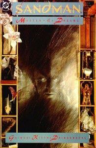 A Guide to Neil Gaiman's THE SANDMAN - [The Sandman #1, cover by Dave McKean]