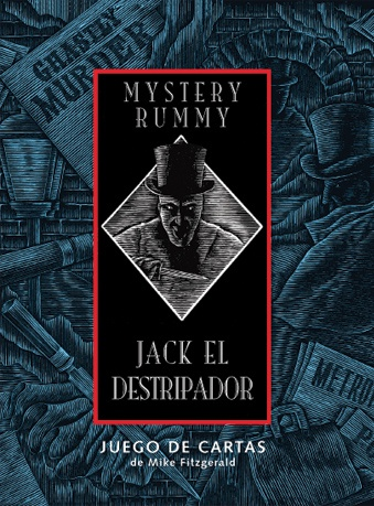 Mystery Rummy; ANy game with Jack the Ripper . . .