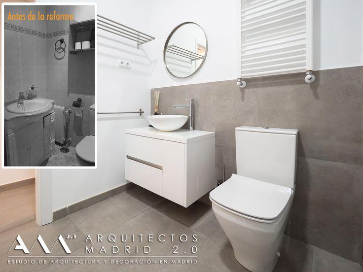 Las 25 mejores ideas sobre muebles para ba os peque os en - Mueble lavabo pequeno ...