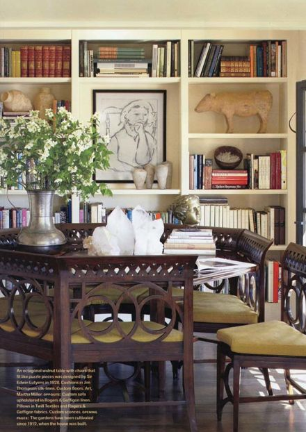 26 Best Images About Dining Room With Bookshelves On Pinterest Jonathan Adl