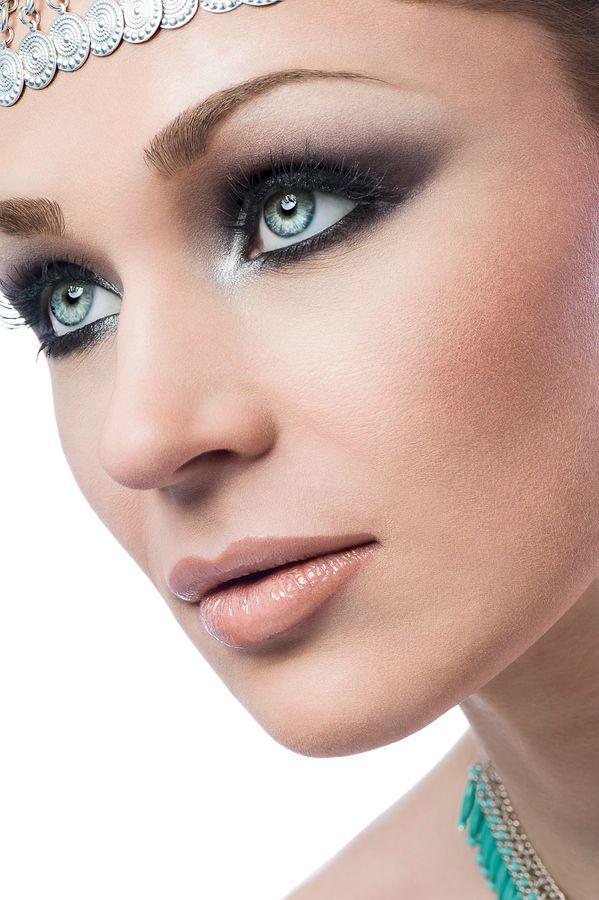 Tonia #wedding makeup