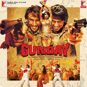Gunday (2014) songs download, listen online, music reviews, buy audio CD #gunday #hindisongs #yashrajfilms #bollywoodsongs