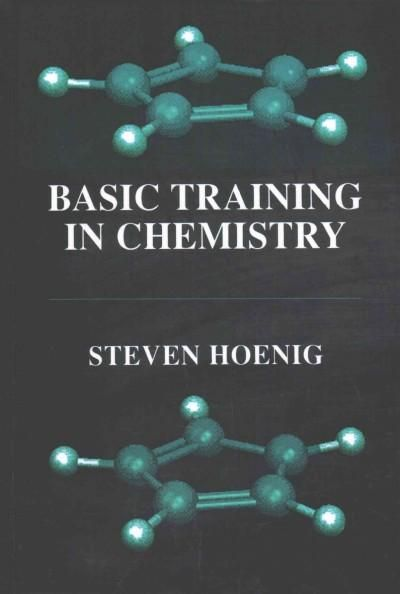 Basic Training in Chemistry is unique in that it gathers into one source the essential information that is usually widely dispersed. This book can be used as a quick reference guide to the different d