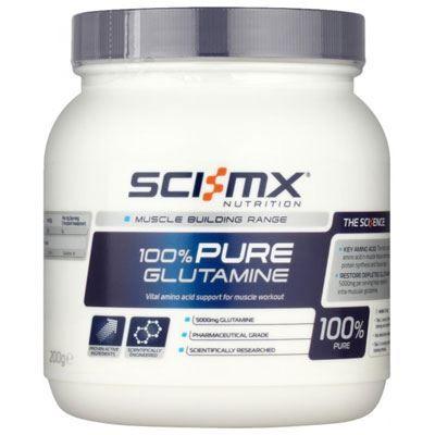 SCI-MX L-Glutamine 500gr
