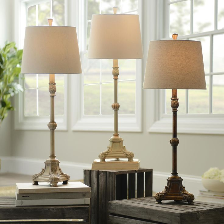 Select Buffet Lamps are on sale for only $19.98, compared to regular price of $24.99. Sale ends 5/25!