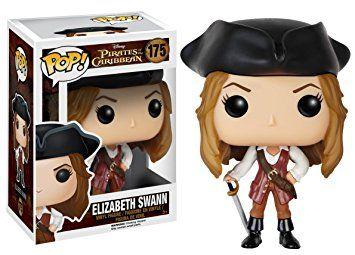 Funko - POP Disney - Pirates - Elizabeth Swann: Funko Pop! Disney:: Amazon.fr: Jeux et Jouets