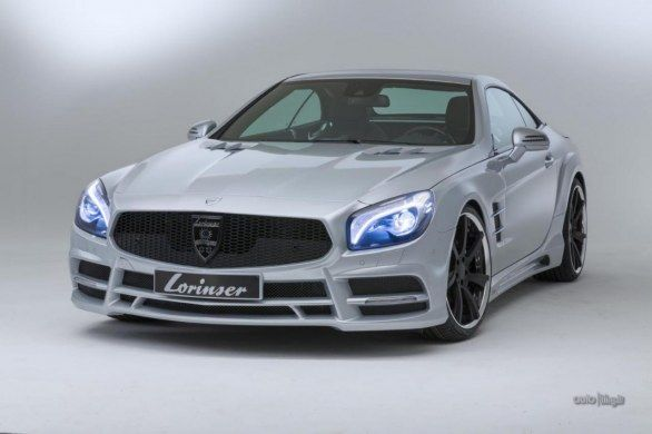 #Mercedes SL500 Lorinser