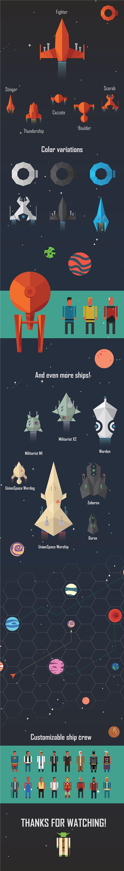 Best Gamedev Images By Sunnysunnyart On Pinterest Game Design - Spaceship design game