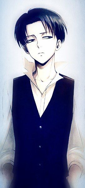Young Rivaille (Levi) Underground Days