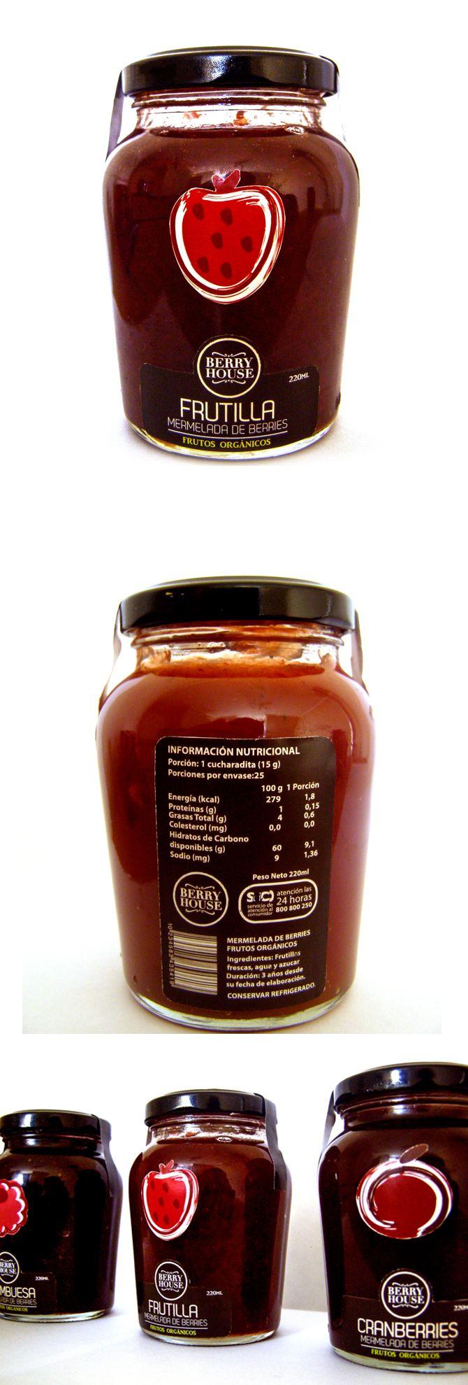 Berry Marmalade Jam. Yummy Sheila, Andrea PD
