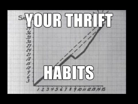 Your Thrift Habits | Moral Building