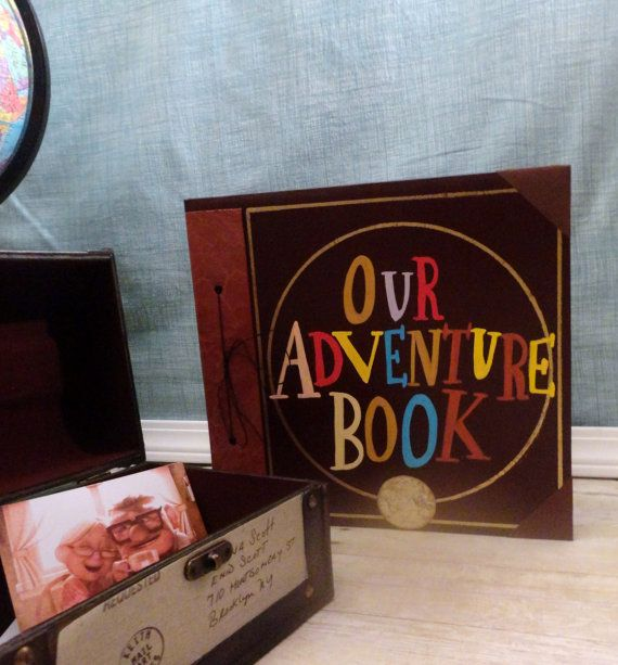 1000+ Ideas About Our Adventure Book On Pinterest