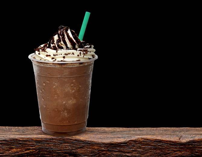 Il frappuccino è un'idea sfiziosa a base di latte, caffè e panna. Ottimo da servire nelle calde giornate d'estate per restare sempre svegli e concentrati.