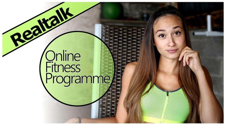 Online Fitness Programme - Realtalk