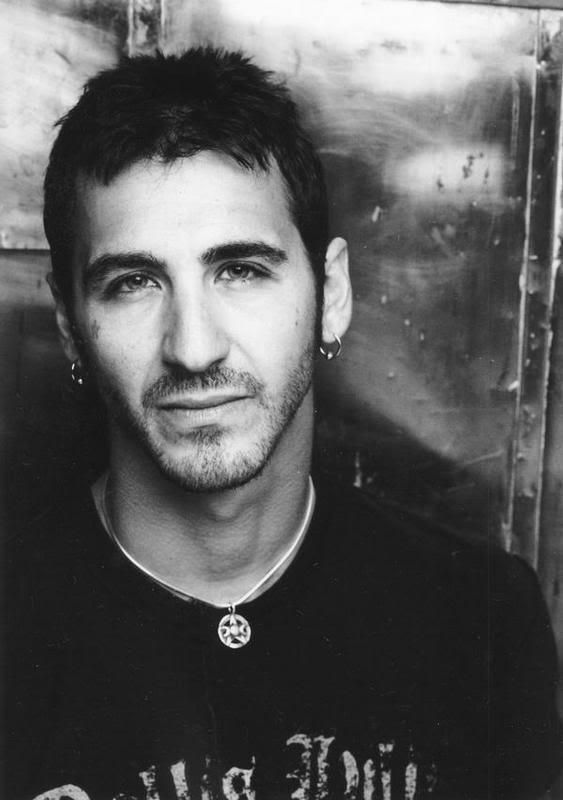 Sully Erna.  I remember playing the 1st Godsmack album every night as i fell asleep, listening to sully's trance like vocals carrying me away...