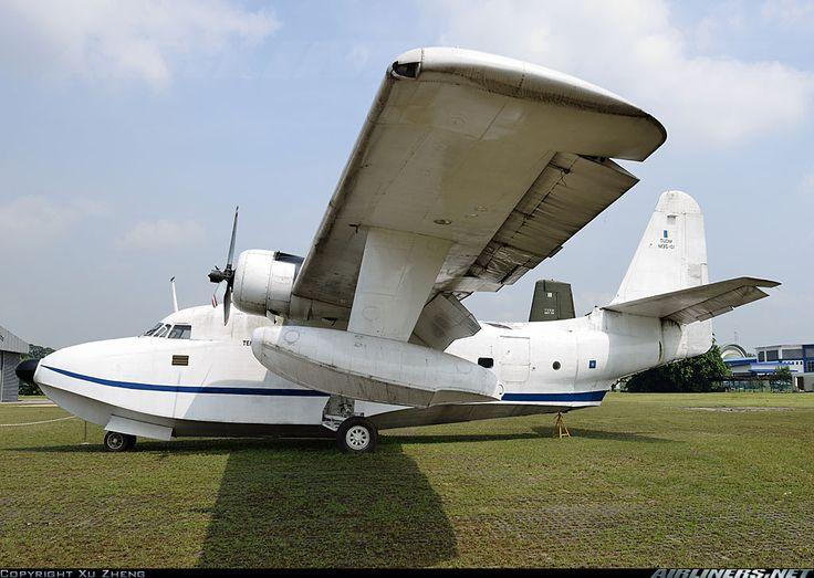 Grumman CSR-110 Albatross aircraft picture