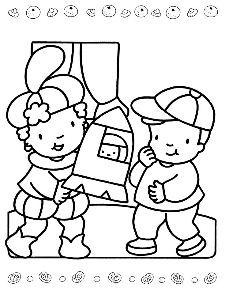 sinterklaas coloring pages - photo#31