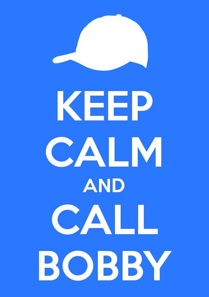 Supernatural Keep Calm Postcards 2