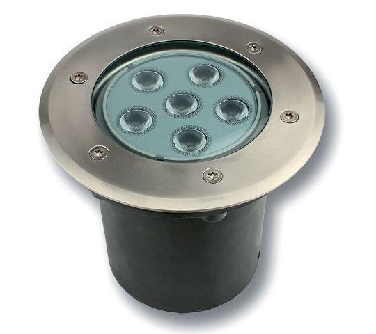 Luminaire encastrable au sol / à LED / rond / d'extérieur ARC SOURCE AMBIANCE LUMIERE
