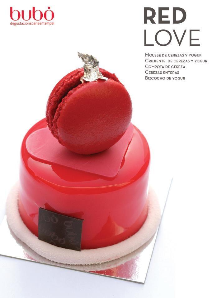 Macaron - Bubó Carles Mampel