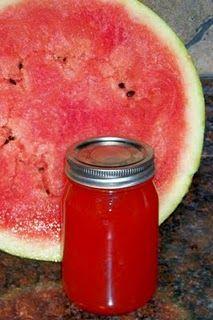 watermelon jelly.