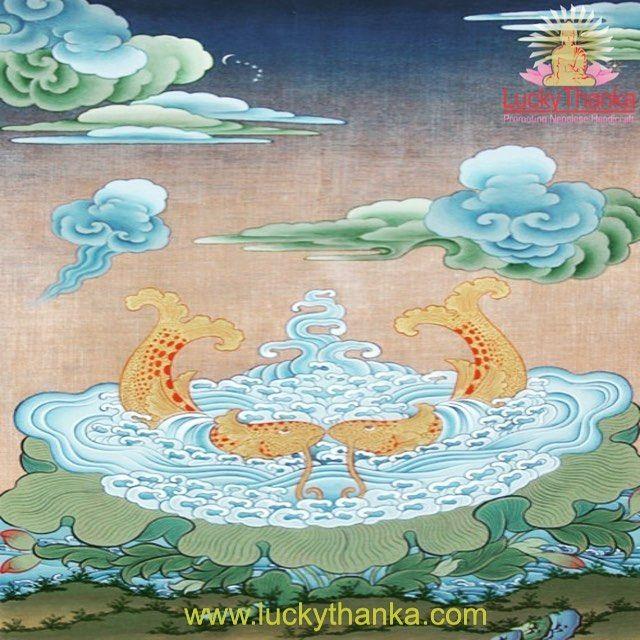 16 Best Auspicious Symbol Images On Pinterest Asian Art Buddha
