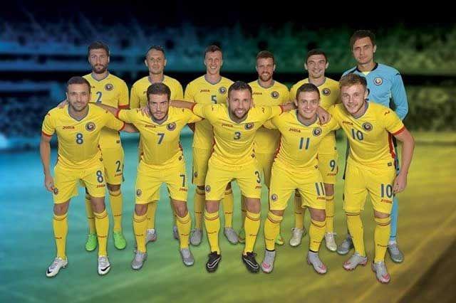 Echipa Nationala de fotbal isi deschide magazin online