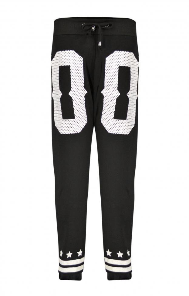 Ανδρικό παντελόνι φόρμας με στάμπα 00 | Φόρμες Αθλητικές - Sport