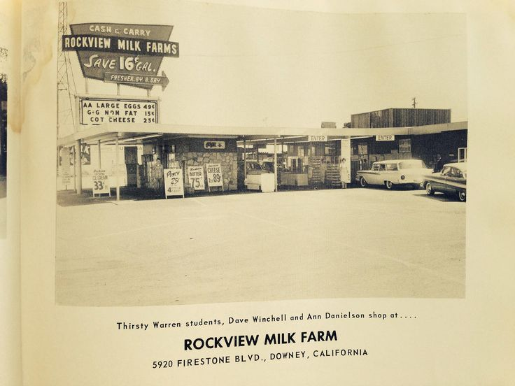 Downey, California