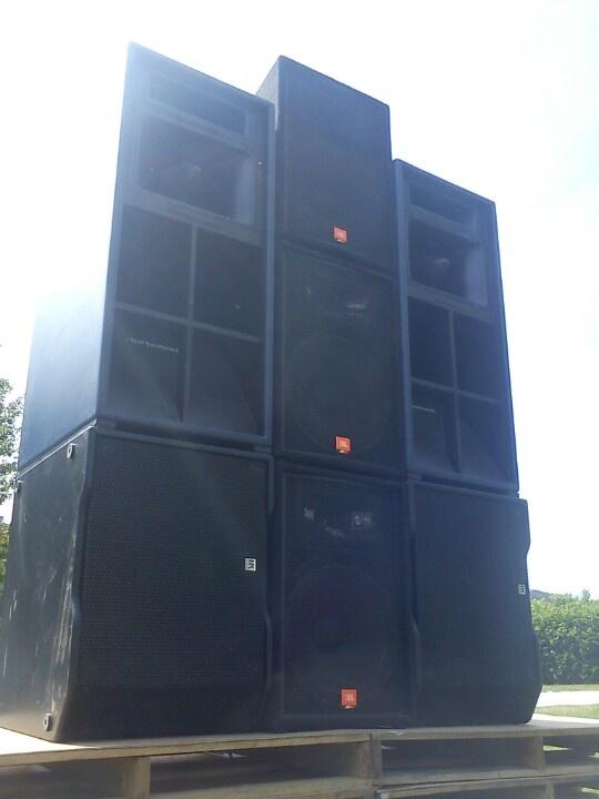 Turbosound Jbl Hk Sound System Audio Sound Speaker