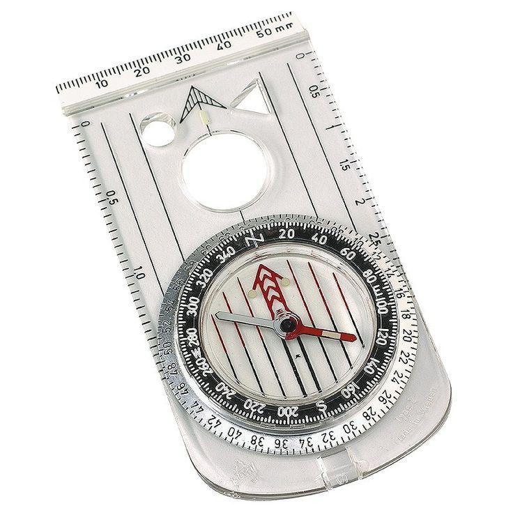 SANTE DEC Electronique Montres, GPS, Podomètres - Boussole plaquette 2 S SILVA - GPS, boussoles