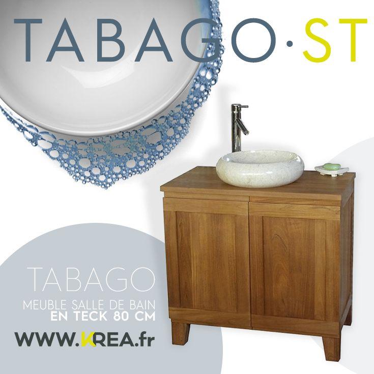 9 best Meubles de salle de bain krea images on Pinterest Bathroom