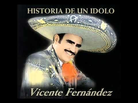 Video: El Rey, Vicente Fernández, por su pronto restablecimiento