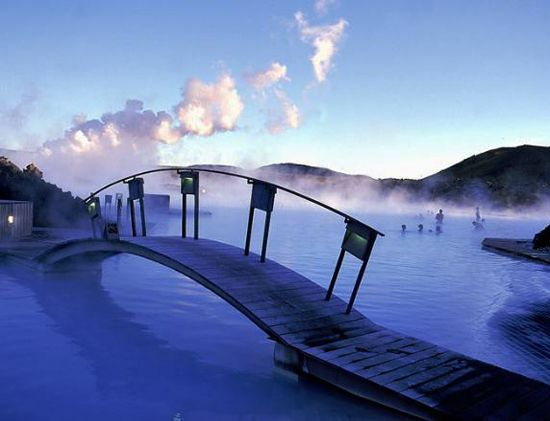 Get inside the make up of the Blue Lagoon Iceland, one of the planets most extraordinary destinations.